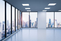 Empty office space Royalty Free Stock Image