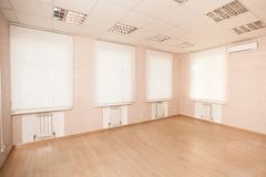 Empty office space Royalty Free Stock Photos