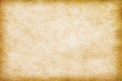 Empty old paper vintage background royalty free stock image