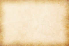 Empty old paper vintage background Stock Photos