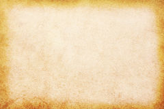 Empty old paper vintage background stock photography