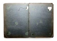 Empty old scrapbook Royalty Free Stock Photos