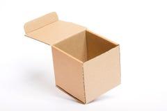 Empty open box Royalty Free Stock Photo