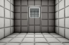 Empty Padded Cell Stock Photos