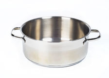 Empty pan Royalty Free Stock Images