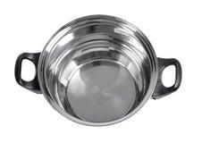 Empty Pan Isolated Royalty Free Stock Photos