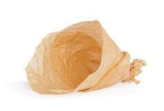 Empty paper cone Stock Photos
