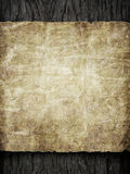 Empty paper sheet Royalty Free Stock Photography