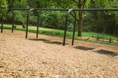 Empty Park Royalty Free Stock Photo