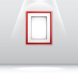 Empty Photo Frame Royalty Free Stock Photo
