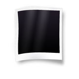 Empty photo frame Royalty Free Stock Image