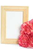 Empty Photo Frame Stock Images