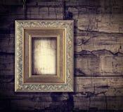 Empty Photo Frame Stock Photo