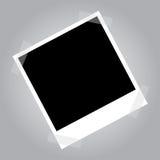 Empty photo frame Stock Images