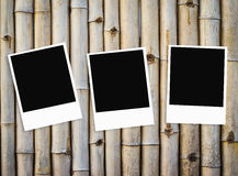 Empty Photo frame Stock Photography