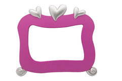 Empty photo frame Royalty Free Stock Photos