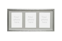 Empty photos frame Stock Photos