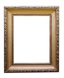 Empty picture frame Stock Image
