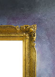 Empty picture frame Royalty Free Stock Image