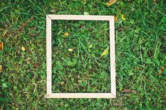 Empty picture or frame. Empty picture or photo frame royalty free stock photo
