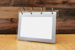 Empty picture frame Royalty Free Stock Photo