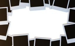 Empty Pictures Royalty Free Stock Photography