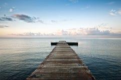 Free Empty Pier Stock Image - 8601461