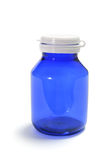 Empty Pill Bottle Royalty Free Stock Image