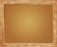 Empty Pin Board Background Stock Images
