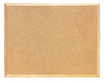 Empty pin board isolated Stock Image