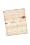 Empty Pine Box Stock Images