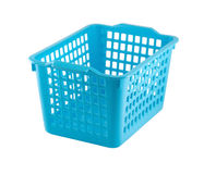Empty plastic basket Royalty Free Stock Photography