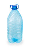 Empty plastic bottle Royalty Free Stock Photos
