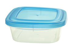 Empty Plastic Container Stock Photos