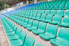 Free Empty Plastic  Seats Stock Images - 31409944