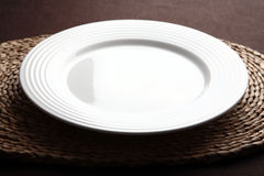 Free Empty Plate Royalty Free Stock Image - 6005076