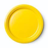 Empty plate. Stock Photos