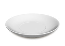 Empty plate Royalty Free Stock Photos