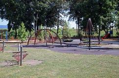 Empty playground Royalty Free Stock Image