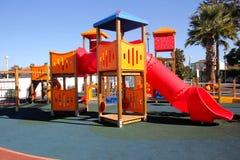 Empty playground Stock Image