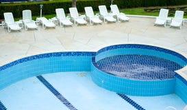 Empty pool Stock Images