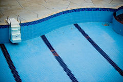 Empty pool Royalty Free Stock Photo