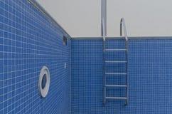 Empty pool. Befor the season Stock Image