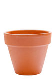 Empty pot Stock Images