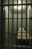 Empty Prison Cell Stock Images