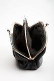 Empty purse Royalty Free Stock Photo