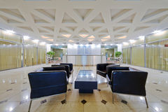 Empty reception  hall Royalty Free Stock Image