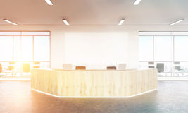 Empty reception Royalty Free Stock Images
