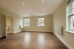 Empty Reception Room Stock Images