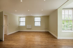 Empty Reception Room Stock Photo